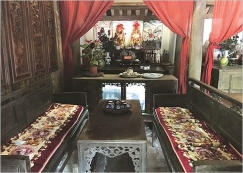 La plus ancienne maison de Duong Lam hinh anh 2
