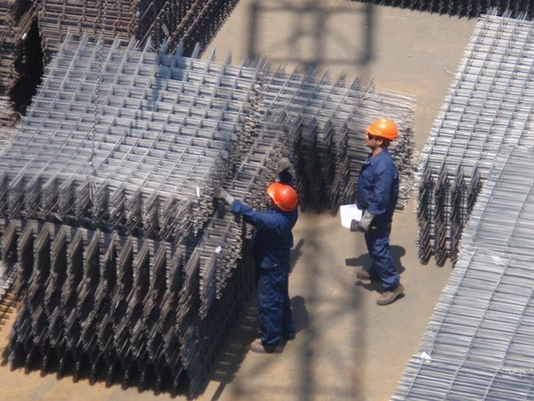 Quang Ngai : 125 millions d'USD pour un projet de fabrication de fibres d'acier et d'acier tresse hinh anh 1