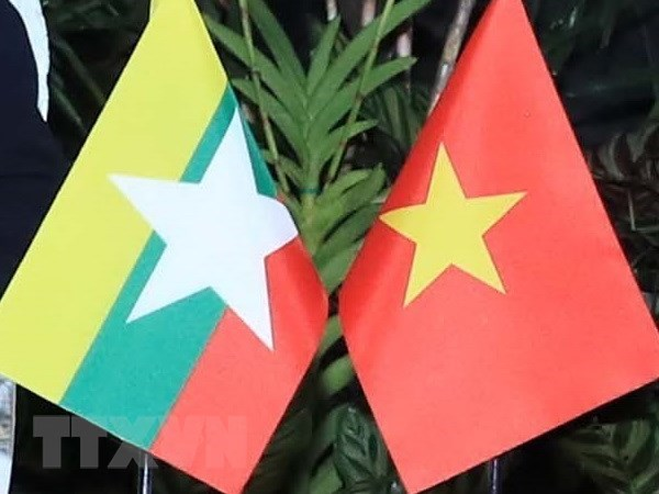 Message de felicitations pour la Journee de l'Independance du Myanmar hinh anh 1