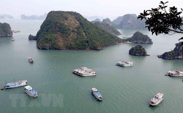Ameliorer la gestion des dechets pour preserver la baie d'Ha Long hinh anh 1