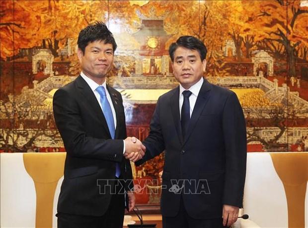Hanoi privilegie des technologies japonaises dans le traitement de dechets hinh anh 1