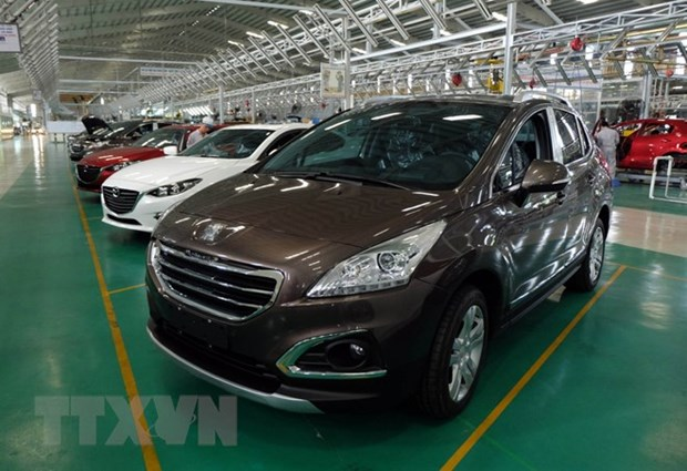 Le marche automobile national en plein developpement hinh anh 1
