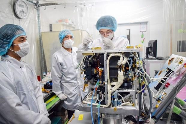 Le satellite vietnamien MicroDragon sera lance dans l'espace le 18 janvier hinh anh 1