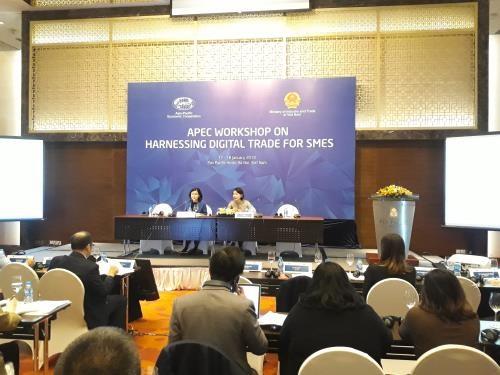 Le commerce numerique: un moyen d'acces au marche mondial pour les PME hinh anh 1