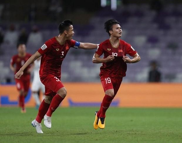 Asian Cup 2019 : Le Vietnam se qualifie en huitieme de finale grace a la regle du fair-play hinh anh 1
