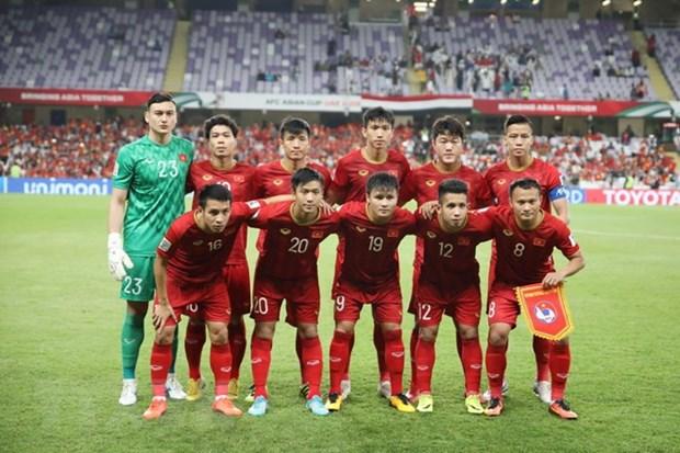 Asian Cup 2019 : la FIFA felicite Park Hang-seo pour le succes du football vietnamien hinh anh 1