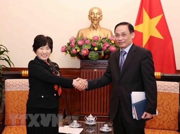 Dynamiser la cooperation multi-sectorielle entre le Vietnam et le Japon hinh anh 1