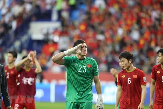 Le Vietnam affrontera le Japon en quarts de finale de l'Asian Cup 2019 hinh anh 2