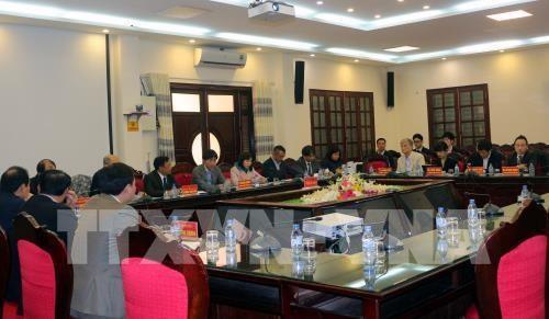 Des entreprises japonaises sondent l'environnement d'investissement de Ha Nam hinh anh 1