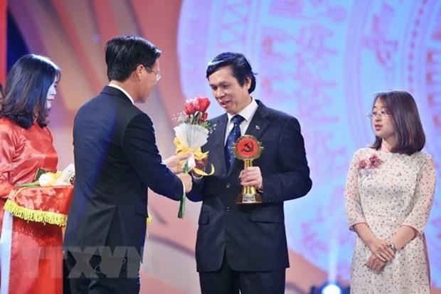Le Prix du journalisme sur l'edification du Parti 2019 lance a l'etranger hinh anh 1