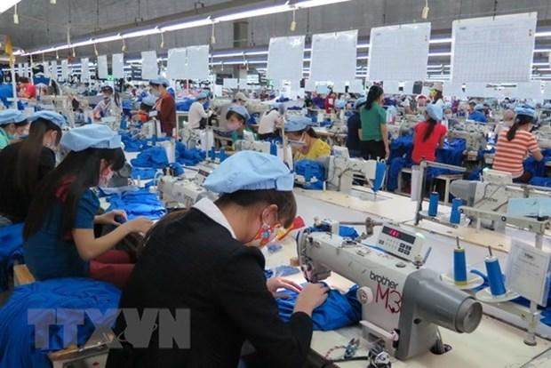 Le Vietnam vise 40 milliards de dollars des exportations du textile-habillement en 2019 hinh anh 1