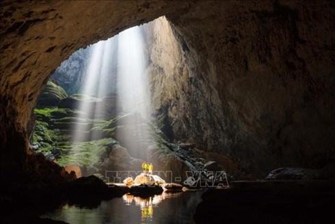 La grotte Son Doong dans le top 11 meilleures destinations du monde hinh anh 1