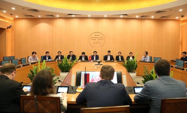 Hanoi souhaite cooperer avec la Russie dans l'edification de l'e-gouvernement hinh anh 1