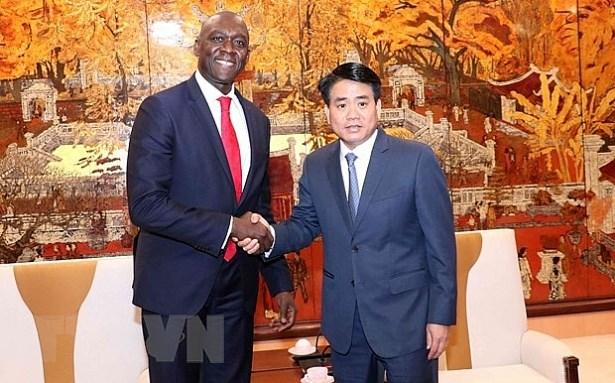 Hanoi apprecie le soutien de la Banque mondiale hinh anh 1