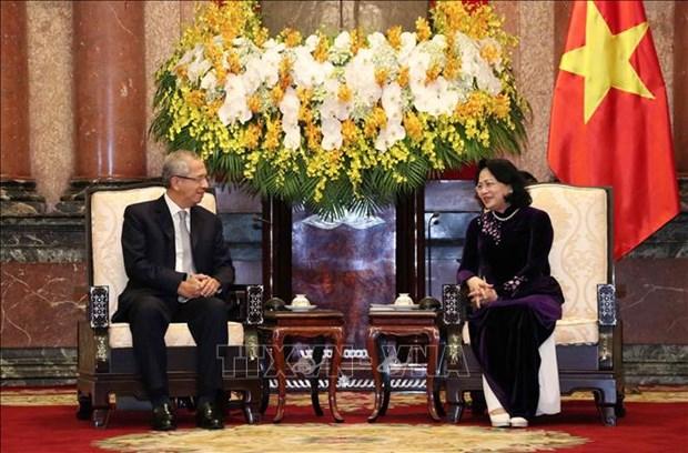 Le Vietnam et la Thailande boostent leur cooperation dans la justice hinh anh 1