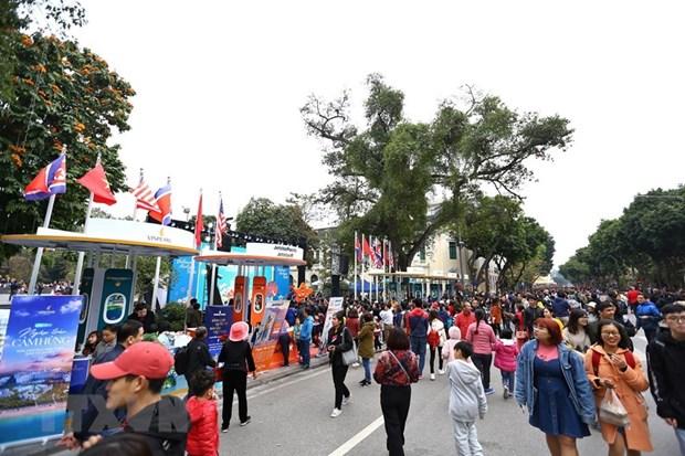 Sommet Etats-Unis - RPDC: Hanoi, ville pour la paix et destination attrayante hinh anh 1