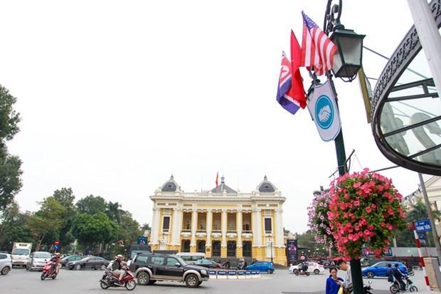 Sommet Etats-Unis - RPDC: Hanoi, ville pour la paix et destination attrayante hinh anh 2