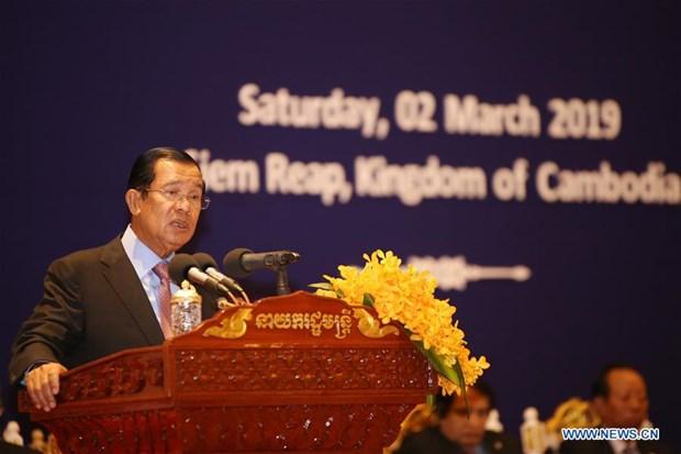 Le Cambodge espere que les negociations du RCEP seront achevees en 2019 hinh anh 1