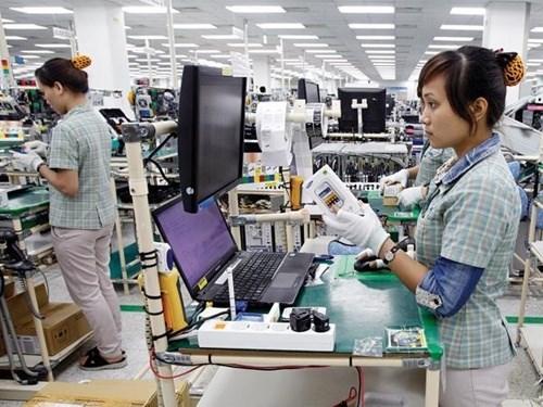 Industrie auxiliaire : Samsung soutien la formation des experts vietnamiens hinh anh 1