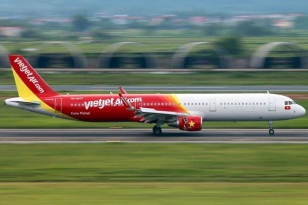 Vietjet propose des billets promotionnels sur ses vols vers Tokyo et Busan hinh anh 1