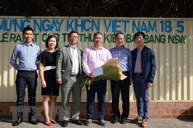 Soutien d'expatries vietnamiens dans l'application des sciences dans leur pays hinh anh 1
