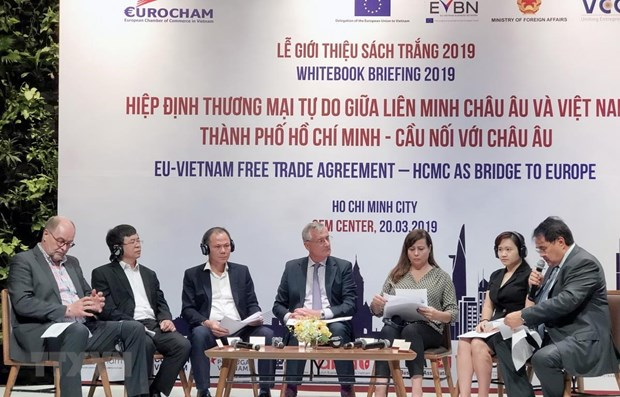 Ho Chi Minh-Ville, passerelle vers le marche europeen hinh anh 1