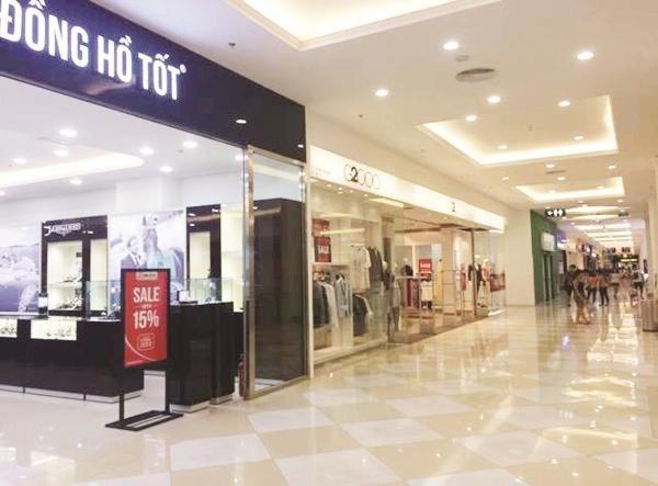 Les centres commerciaux en recherche de clients hinh anh 1