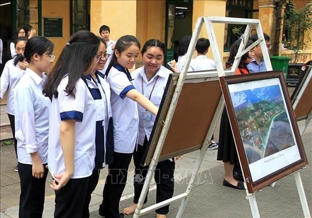 Sensibiliser les jeunes a la souverainete du Vietnam sur Hoang Sa et Truong Sa hinh anh 1