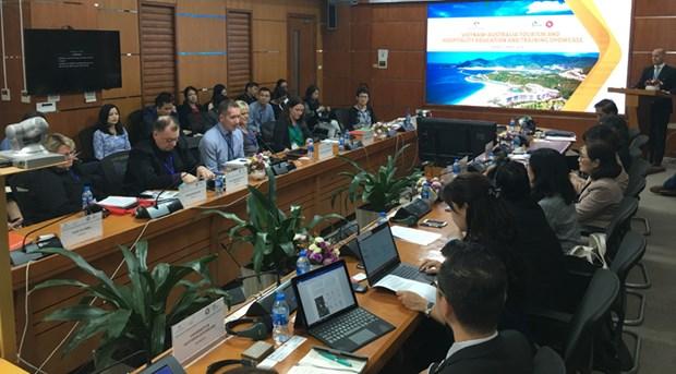 Vietnam – Australie : des instituts de tourisme et d'hotellerie dynamisent la cooperation hinh anh 1
