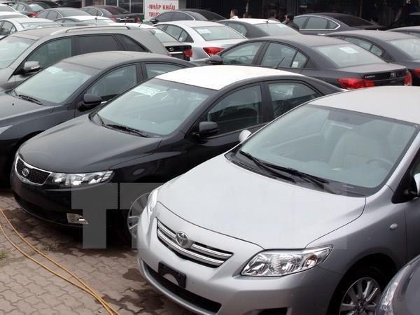 Les ventes de voitures importees en forte hausse hinh anh 1