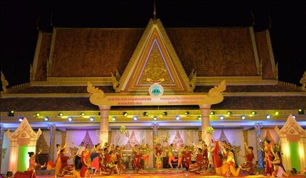 Ouverture de la Journee culturelle, sportive et touristique des Khmers a An Giang hinh anh 1