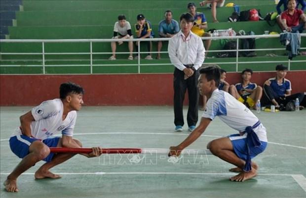 Ouverture de la Journee culturelle, sportive et touristique des Khmers a An Giang hinh anh 2