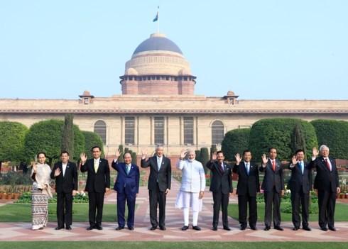 L'ASEAN et l'Inde cooperent dans le secteur maritime et renforcent la connectivite hinh anh 1