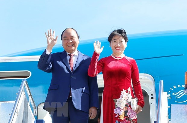 L'opinion publique tcheque salue la visite du Premier ministre vietnamien hinh anh 1