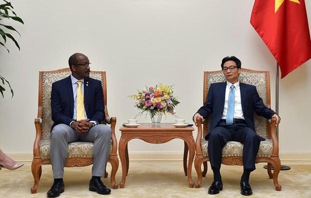 Le Vietnam souhaite cooperer avec les Seychelles hinh anh 1