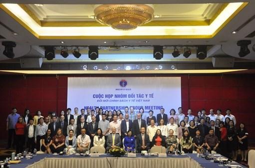 La reunion sur la reforme des politiques de sante au Vietnam hinh anh 1