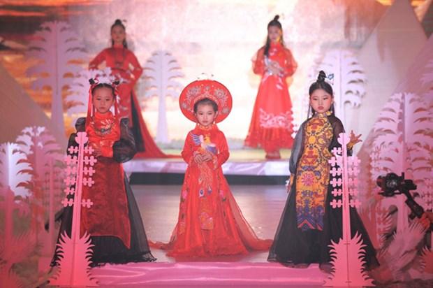 Semaine de la mode pour enfant 2019 prevue en novembre a Hanoi hinh anh 1