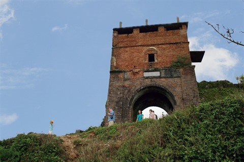 Preservation et restauration du site Hai Van Quan a Thua Thien-Hue hinh anh 1