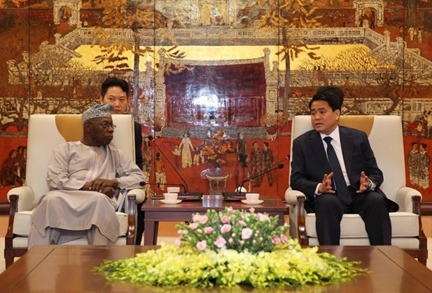 Hanoi partage ses experiences en matiere de developpement economique avec l'Afrique hinh anh 1