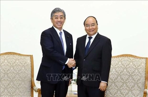 Promotion des relations Vietnam - Japon dans la defense hinh anh 1