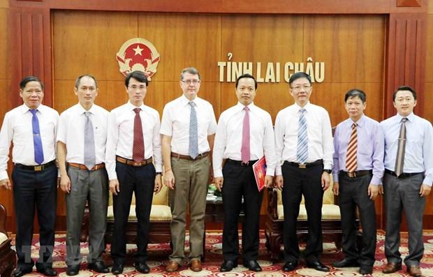 Booster la cooperation entre Lai Chau et les localites autrichiennes hinh anh 1