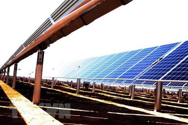 An Giang: la grande centrale solaire sera mise en service en juin hinh anh 1