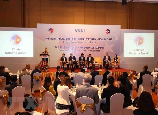 Les Etats-Unis souhaitent accueillir des investisseurs vietnamiens hinh anh 1