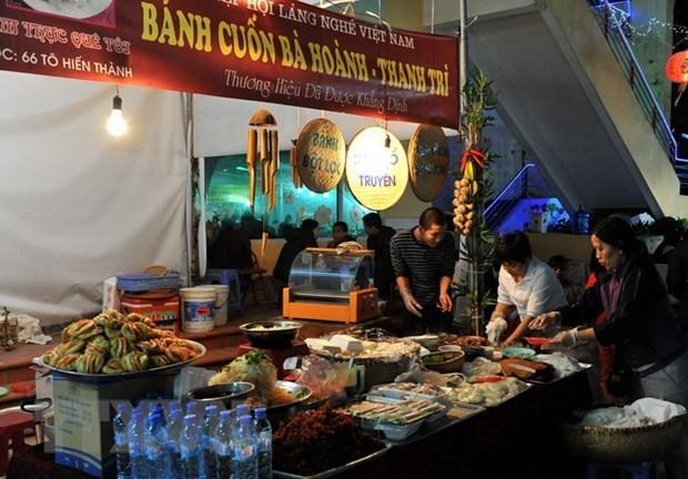 Un festival culinaire a Hanoi pour reveiller l'appetit des visiteurs hinh anh 1