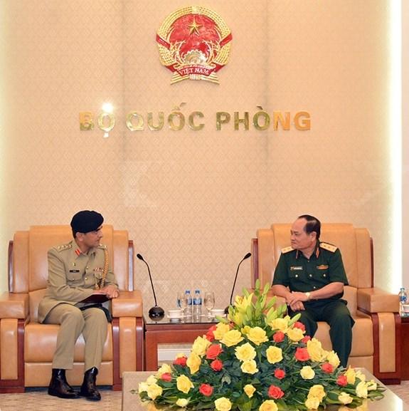 Dynamiser la cooperation Vietnam – Pakistan dans la defense hinh anh 1
