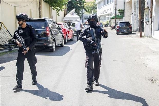 Le president indonesien promet de ne pas tolerer les menaces de securite hinh anh 1