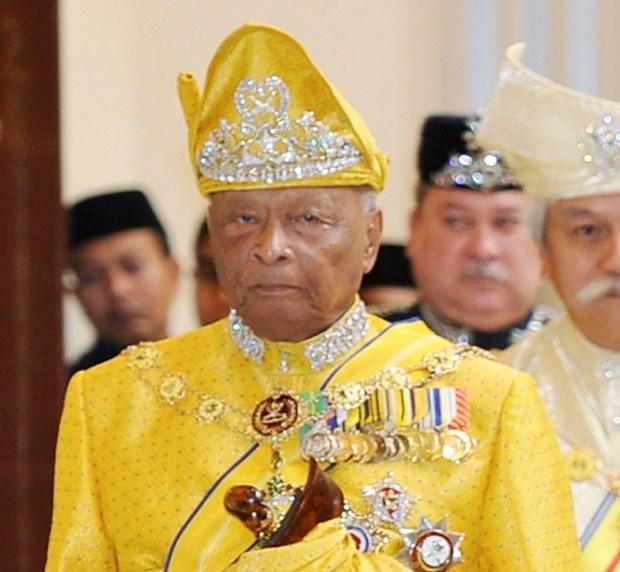 Condoleances du Vietnam suite au deces d'un ancien roi de Malaisie hinh anh 1