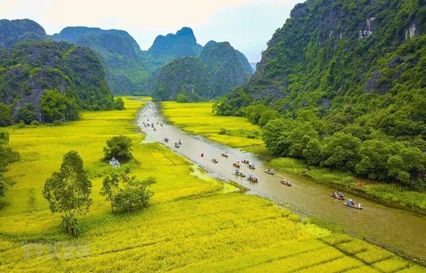 Ninh Binh continue de preserver le complexe paysager de Trang An hinh anh 2