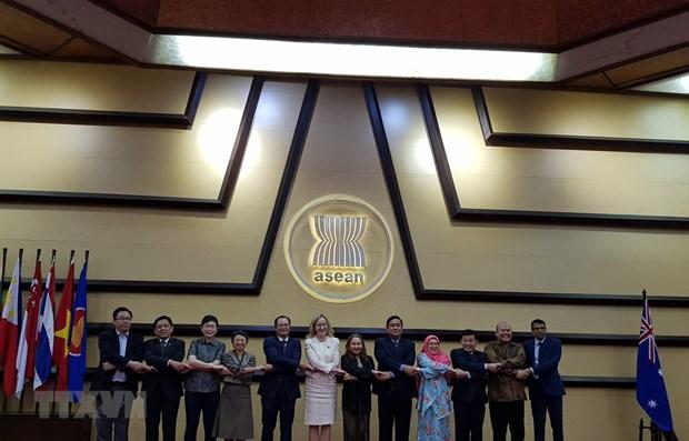 L'Australie s'engage a soutenir la mise en œuvre de la Vision de l'ASEAN 2025 hinh anh 1