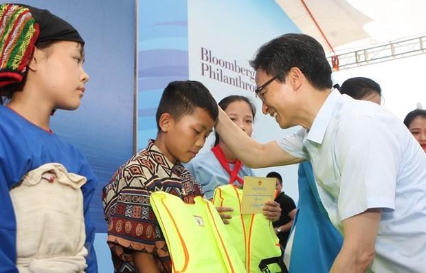 Lancement du Mois d'action pour les enfants 2019 hinh anh 1